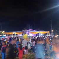 Photo taken at Alun-Alun Cilacap by Arief L. on 8/7/2013
