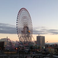 Photo taken at PACIFICO Yokohama by くろあめ on 11/18/2012