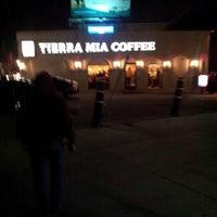 Photo taken at Tierra Mia Coffee by Stephany M. on 2/10/2013