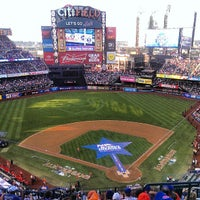 Photo taken at Citi Field by John C. on 7/16/2013