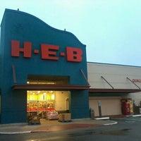 Photo taken at H-E-B by Juanma C. on 12/9/2013