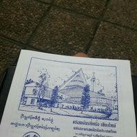Photo taken at The First Church of Chiang Mai โบสถ์คริสตจักรที่ 1 เชียงใหม่ by pangdb on 7/17/2016