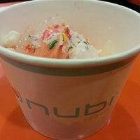 Photo taken at Nubi Yogurt by Ivan L. on 12/12/2012