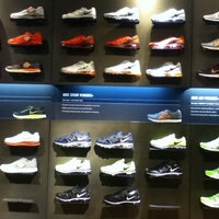 Photo taken at Niketown by Alberto D. on 9/29/2012