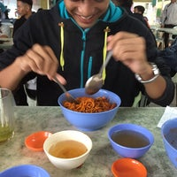 Photo taken at Mohammad Lim Noodles by Meccarna on 3/30/2016