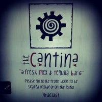 Photo taken at The Cantina at Biltmore Village by Ask Asheville h. on 6/26/2013