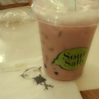 Photo taken at Sour Sally by Winda W. on 2/15/2014