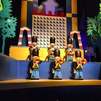 Photo taken at It's a Small World by Alexander S. on 4/30/2013