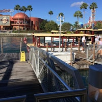 Photo taken at CityWalk Water Taxi by Jacob G. on 2/16/2016
