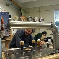 Photo taken at Birrificio Vecchia Orsa by Michael Guss F. on 12/1/2013