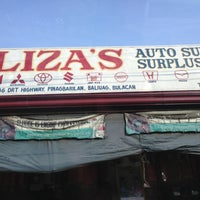 Photo taken at Liza's Auto Supply by Anne S. on 7/25/2013