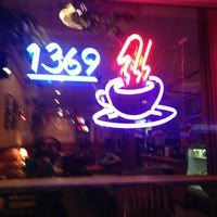 Photo taken at 1369 Coffee House by Kevin V. on 8/25/2013