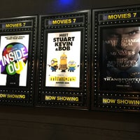 Photo taken at Starplex Cinemas by KENDRICK K. on 10/31/2015