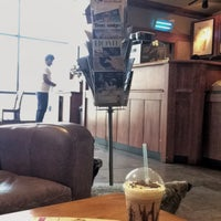 Photo taken at Caribou Coffee by Hossain A. on 7/23/2015