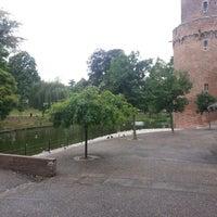 Photo taken at Kronenburgerpark by Karel J. on 9/26/2012