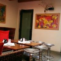 Photo taken at Al Trentadue Cafè by Biliana R. on 11/16/2013
