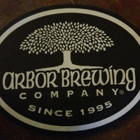 Photo taken at Arbor Brewing Company by Jamie H. on 11/24/2012