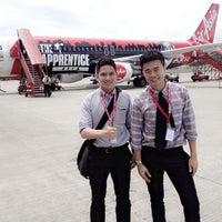 Photo taken at Terminal 2 by Warut T. on 5/18/2013