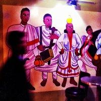 Photo taken at Gojjo Ethiopian Bar & Restaurant by Ismail F. on 11/3/2013