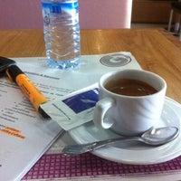 Photo taken at O Globe Coffee by Ra B. on 2/16/2014