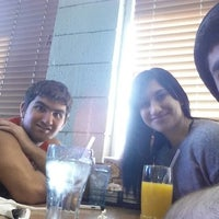 Photo taken at Denny's by Andres H. on 2/2/2014