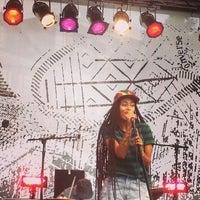Photo taken at Northside Festival by Daniel L. on 6/17/2013
