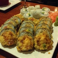 Photo taken at Hayashi Japanese Hibachi and Sushi Bar by David A. on 3/31/2014