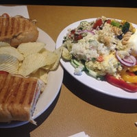 Photo taken at Jason's Deli by Younghee P. on 5/11/2014