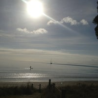 Photo taken at Long Bay Regional Park by at T. on 3/1/2013