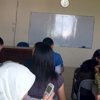 Photo taken at Universitas Prima Indonesia by Boy S. on 11/4/2013