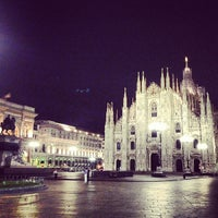 Photo taken at Piazza del Duomo by Massimiliano G. on 6/18/2013