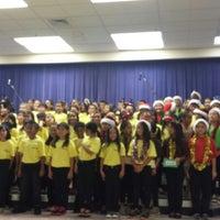 Photo taken at Mililani Mauka Elementary School by Charity B. on 12/11/2013