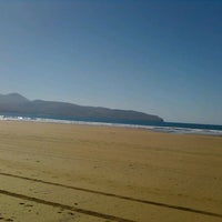 Photo taken at Castlegregory by Patricia O. on 10/9/2012