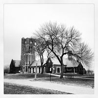 Photo taken at Waveland Clock Tower by James D. on 1/19/2013