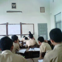 Photo taken at SMK N 2 Yogyakarta by Dheo K. on 11/9/2013