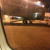 Photo taken at Gate B12 by yiktk on 11/4/2012
