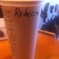 Photo taken at Starbucks by Rebecca B. on 8/10/2013