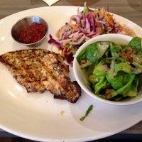 Photo taken at Gourmet Burger Kitchen by Janet B. on 8/25/2014
