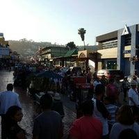 Photo taken at Calle Primera by Juan C. on 6/27/2016