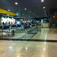 Photo taken at Check-in TAM by Alexandre N. on 9/22/2012