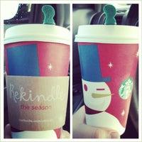 Photo taken at Starbucks by Gloria R. on 12/3/2012