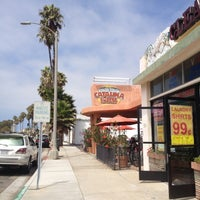 Photo taken at Catalina Coffee Company by Jennifer W. on 8/25/2012
