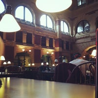 Photo taken at Fisher Fine Arts Library by Adrian R. on 10/23/2012