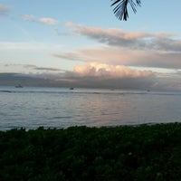 Photo taken at Lahaina Shores Beach Resort by Jim H. on 12/3/2014