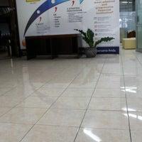 Photo taken at Bank Mandiri by Danny W. on 2/24/2014