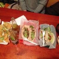 Photo taken at Tacos El Asador by Zeeshan H. on 9/30/2012