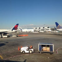 Photo taken at Gate 58A by Cheryl P. on 11/24/2013