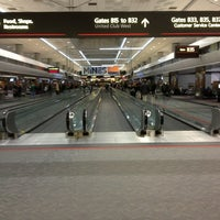 Photo taken at Concourse B by Jason H. on 12/20/2012