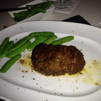 Photo taken at Mastro's Ocean Club by Amy C. on 9/26/2012