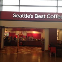 Photo taken at Seattle's Best Coffee - SeaTac Airport Main Terminal by Gilberto S. on 9/16/2013